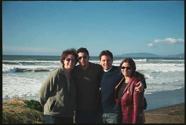 Roll 00019 - Andrea and her cousins visit SF