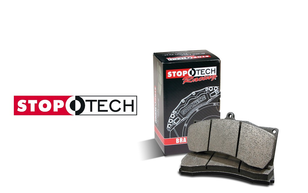stoptech racing brake pads
