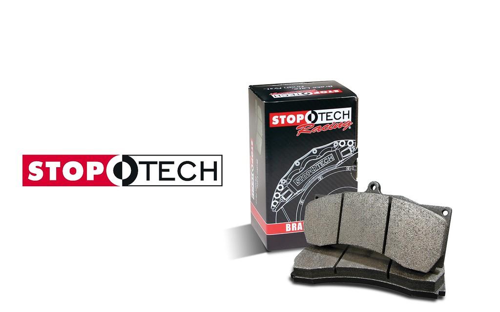 stoptech racing brake pads