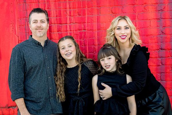 Carpenter Family 2020