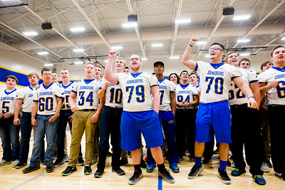 20161122 - Johnsburg Pep Rally (SN)