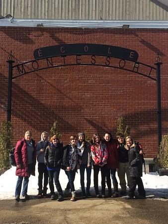 2017 Montessori School of Evergreen Quebec Program