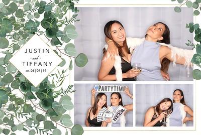 Tiffany and Justin