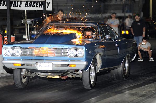 High Velocity Impact Racing 3-12-2011