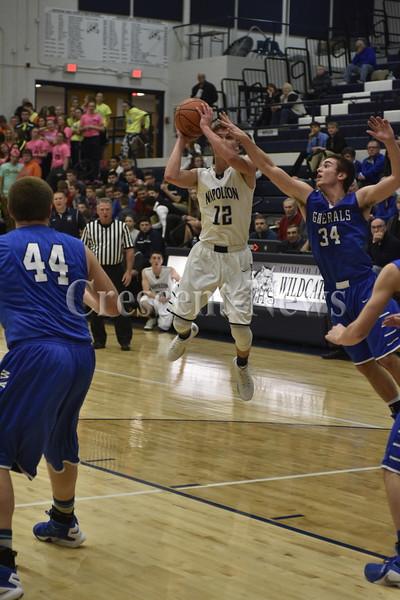 12-17-15 Sports Anthony Wayne @ Napoleon BBK