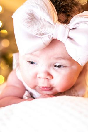 Alina First Christmas