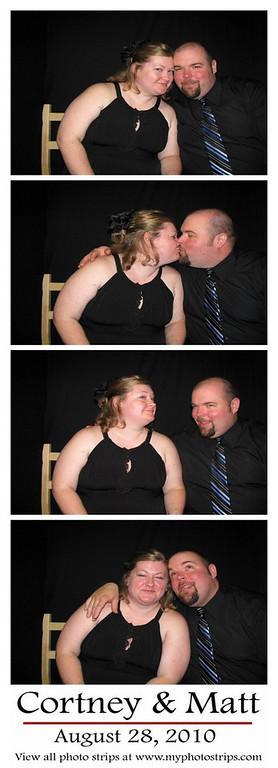 Cortney & Matt (8-28-2010)