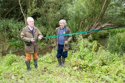 CRT Meander Opening Bourn Brook