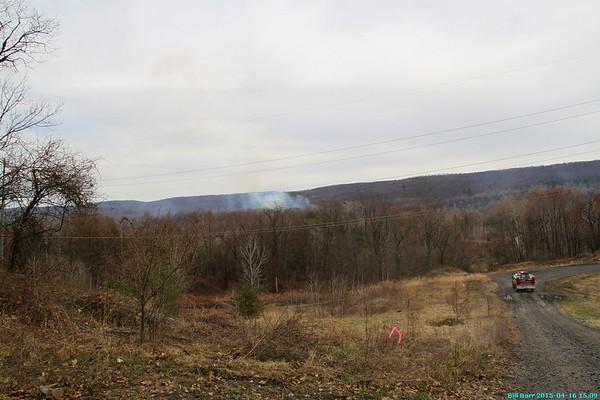 Wildfire Hanover Twp 4/16/15
