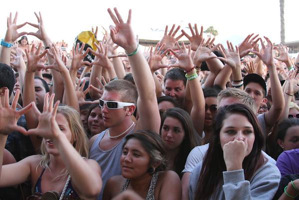 3OH!3 @ Vans Warped Tour, Ventura CA, July 2011