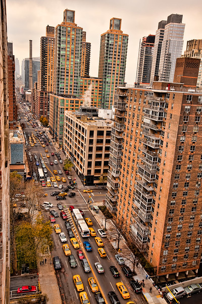 West End Ave. from Lincoln Towers