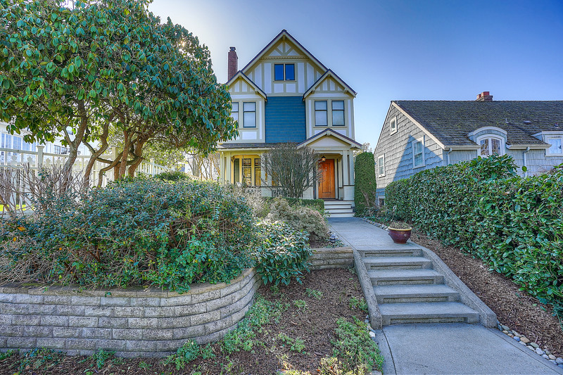 Kelli Jo & Sharon - 512 N. Tacoma Ave. ( updated front Exterior}