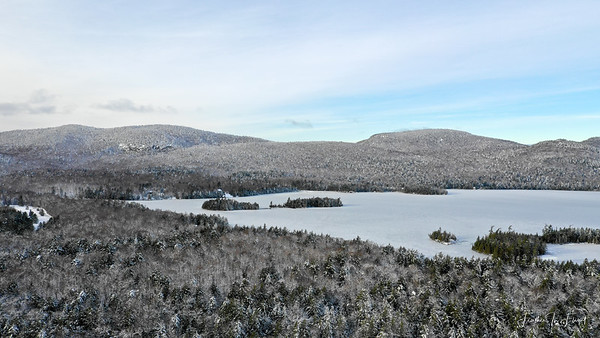 Winter Adirondacks
