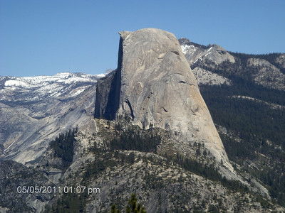 Glacier Point in Yosemite