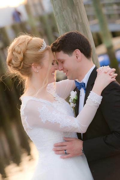 BRITTANY & TIM'S WEDDING DAY