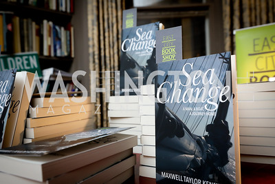 "Max Kennedy ""Sea Change"" Book Party 