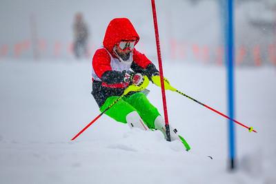 Shootouts Girls: Slalom First Run