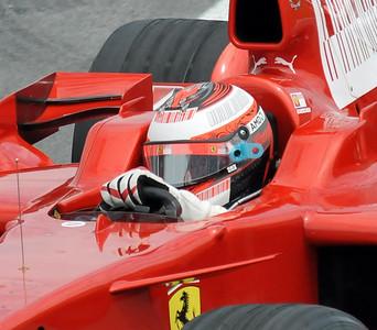 Montreal F1 Grand Prix 2008