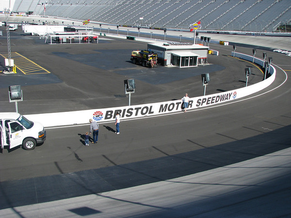 Bristol Motor Speedway - Bristol, Tenn.