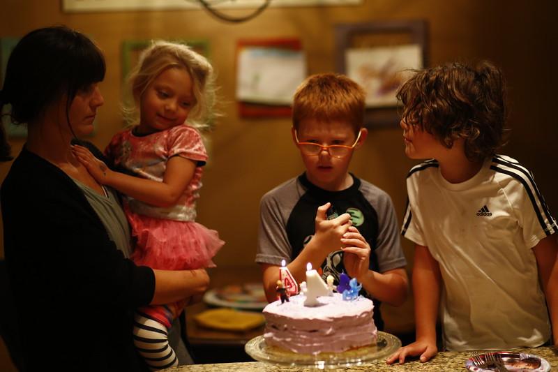 Maryanna's 4th Birthday