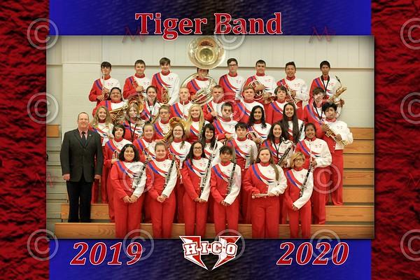 Hico Band 2019-2020