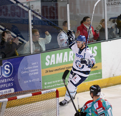 Blaze v Belfast Giants - 24/10/2010