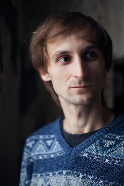 Oleg. St.Petersburg, 2015.