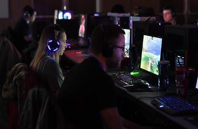 2018 LAN Gaming Party
