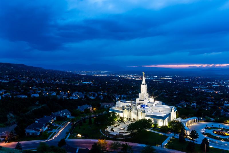 Bountiful Temple - June 2020