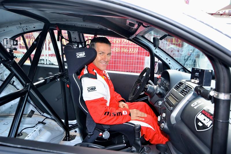 Nissan Micra - GP3R