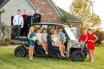 Homecoming Formals 2015