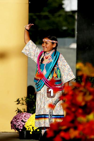 Little Miss Cherokee 2015