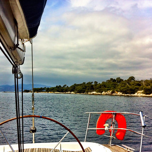 Sailing & 27th Birthday
