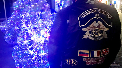 Rw6 Winchester Xmas Lights, 17 Dec 2020