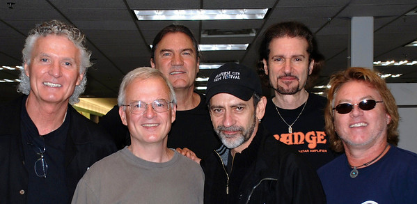 Grand Funk Railroad and Rick Barletta