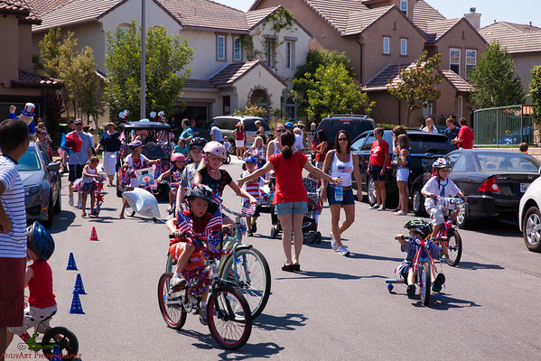 2013 Painted Trails July 4th Celebation