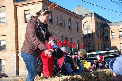 Brockton Christmas Parade  11-29-2014