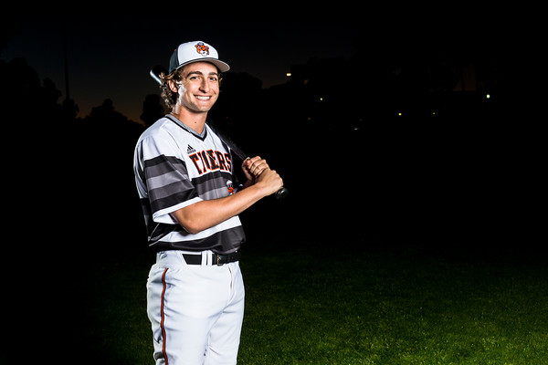 2019 Baseball Portraits