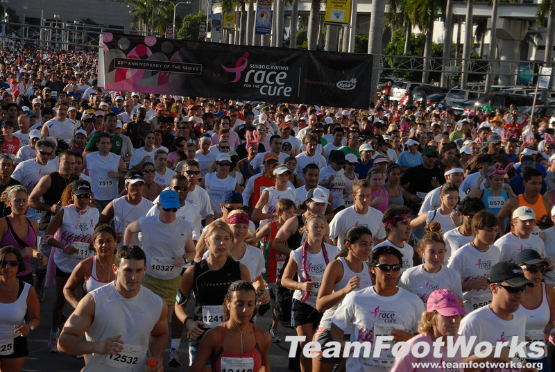 2008 Race for the Cure #1