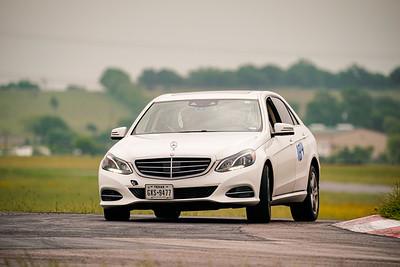 184 White Mercedes