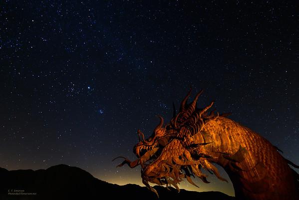 Starry Night Skies