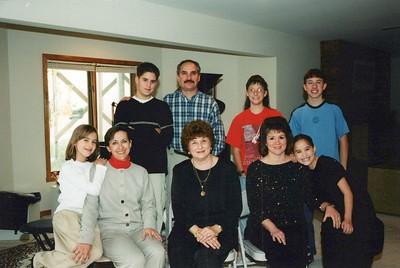 12-11-1999 Piano Recital - Carolyn Orbin adult students