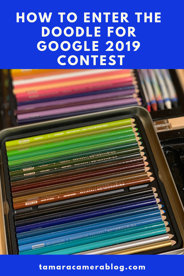 Here's how to enter! Doodle for Google is an annual art contest for students in grades K-12. The 2019 theme is: When I grow up, I hope #ad #DoodleforGoogle