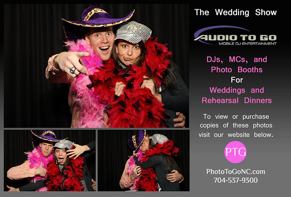 2011 01 16 The Wedding Show (prints)
