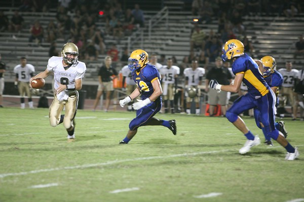 Sep 21, 2012 Brawley vs Cibola