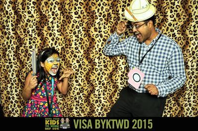 Visa BYKTWD 2 2015
