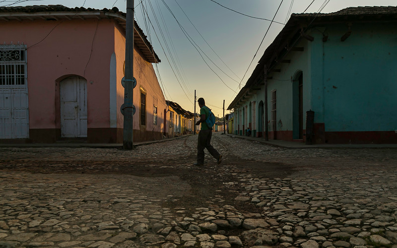 Sunrise Trinidad Cuba
