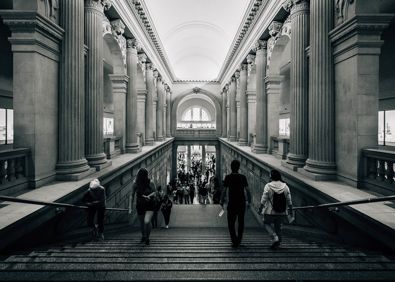 The Met stair bnw.jpg