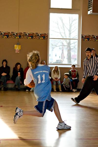 2007-2008 Basketball :: UMYA Grades 4-6 Team 1 :: Upper Milford Township, Macungie / Zionsville, PA