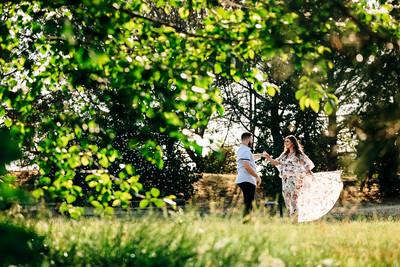 Emily and Jeffrey - Engagement